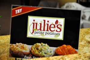 Julie's Petite Potatoes