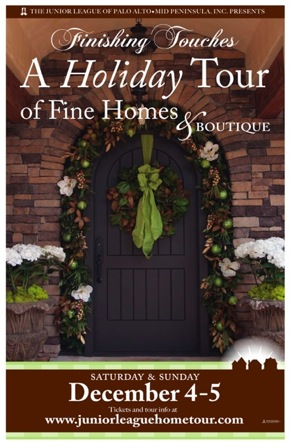 Tour Atherton homes decked out for the holidays