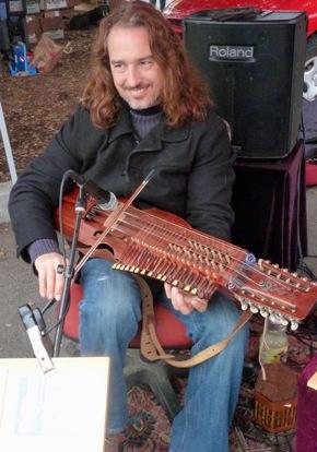 Musician Aryeh Frankfurter