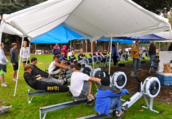 NocCal Crew's Erg-a-Thon