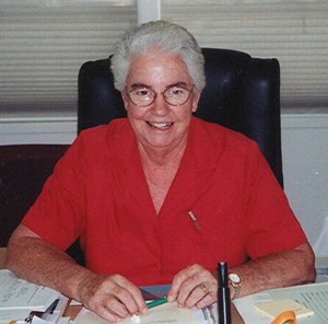 Sister Ann Bernard of St. Raymond School