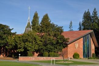St Raymond Church Menlo Park