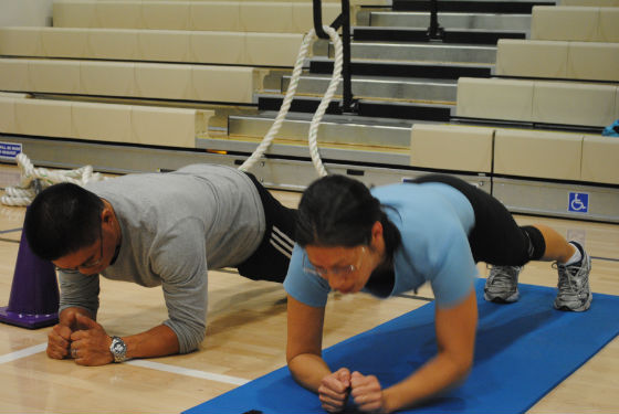 Post image for New Menlo Fit Boot Camp helps locals tackle resolutions to get in shape – with a little help from friends