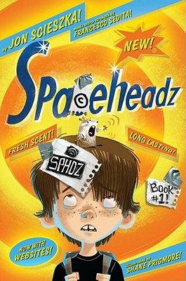 cover of Spaceheadz