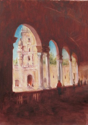 Berni Jahnke: Painter of faces and places