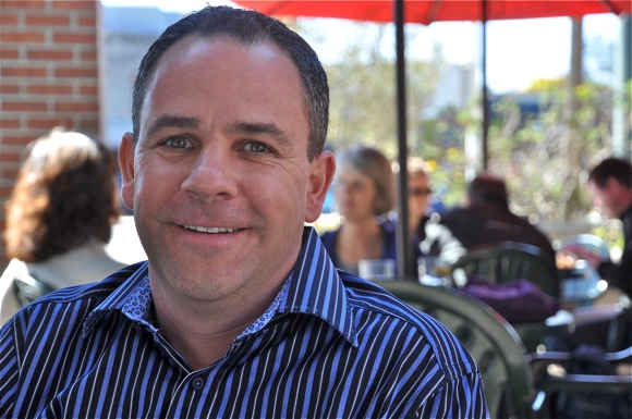 Billy McNair of the McNair Group based at Coldwell Banker, Menlo Park