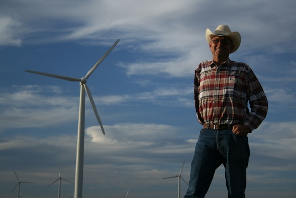 West Texas farmer featured in Carbon Nation