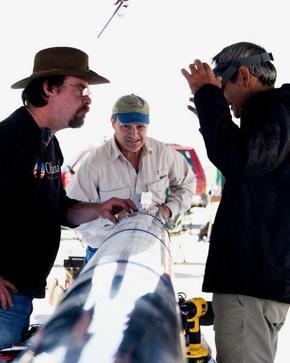 Kim Cook: SLAC's rocket man keeps his eye on space