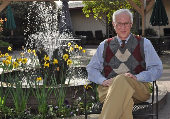 Bart Charlow: Executive Director of the Peninsula Volunteers