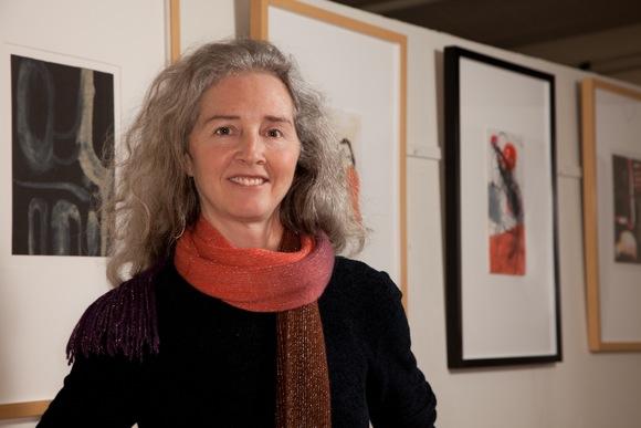 Artist Colleen Sullivan