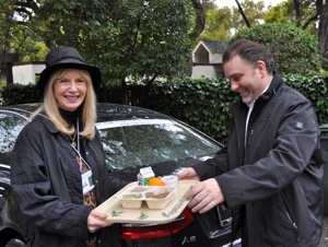 It's Mayors for Meals Day in Menlo Park & Atherton