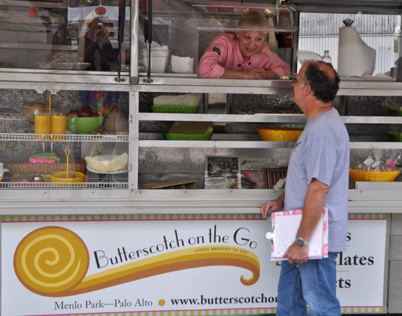 Butterscotch on the Go at Edgewood Eats