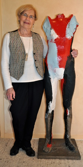 Dorothy Saxe: Surrounded by great works of contemporary craft
