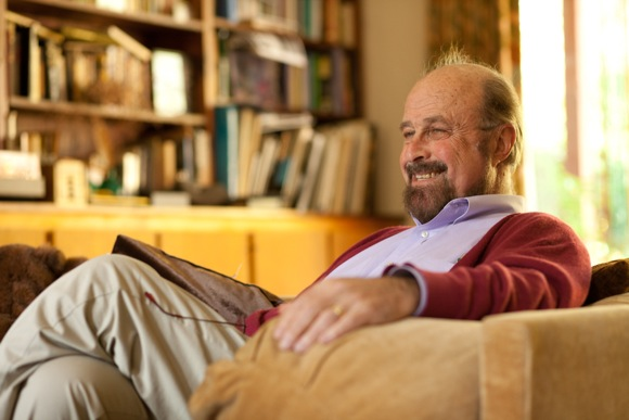 Jim Fadiman reads from his latest book on Sept. 30