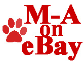 M-A on eBay logo
