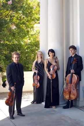Music@Menlo chamber institute participants