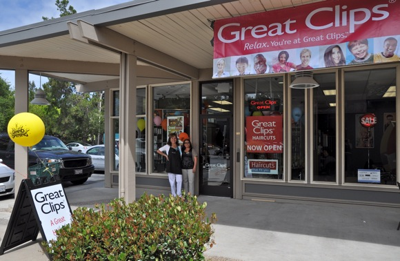 Great Clips in Menlo Park