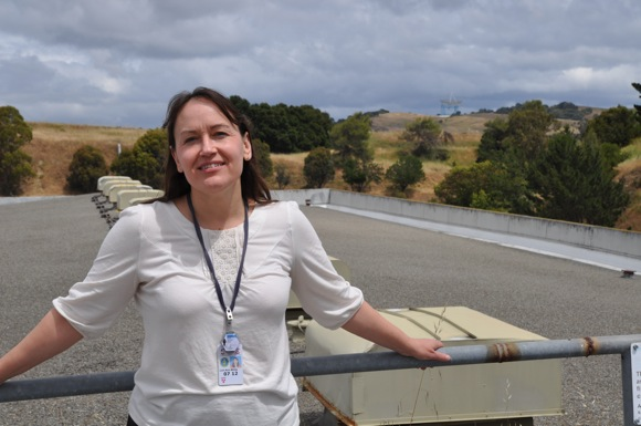 Lori Ann White: Making what goes on at SLAC intelligible for the rest of us