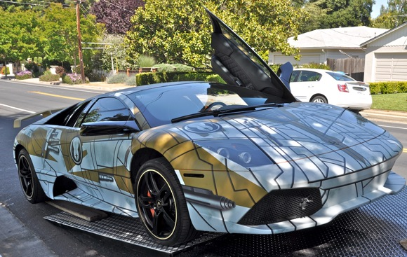 Race cars in Menlo? Yes, goldRush Rally bound