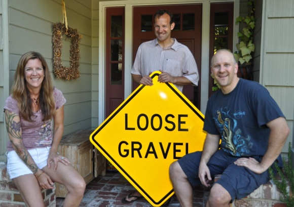 Menlo Park-based rock band Loose Gravel