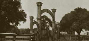 Visiting Menlough in Ireland, origin of Menlo's name
