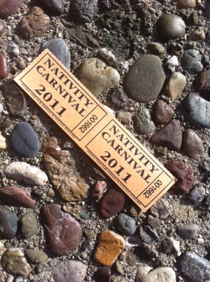 Tickets to 2011 Nativity Carnival