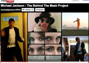 SLAC's Michelle Smith gets double dose of fame in Michael Jackson video
