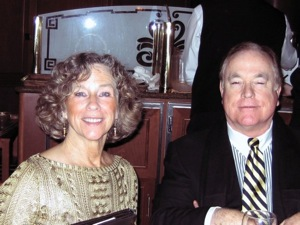 Sally and Michael Lussier: Celebrating 45 years of marriage