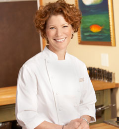 Author and chef Joanne Weir