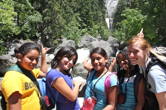 Yosemite Parks in Focus participants