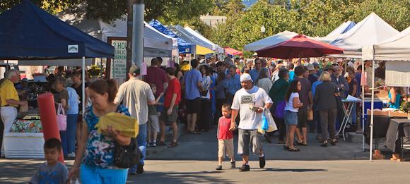 Menlo Park Farmers Market
