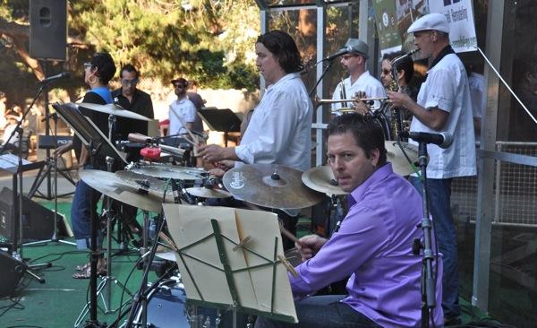 Latin sounds bring salsa dancers to Fremont Park