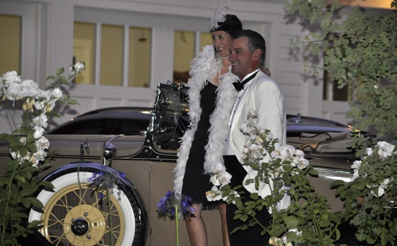 MPAEF kicks off the school year and fundraising efforts with Gatsby party