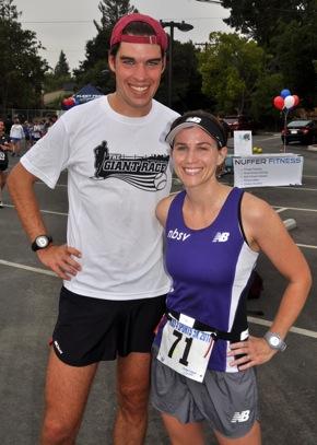 Stanford grad Chris Mocko wins 2nd Kids 4 Sports run