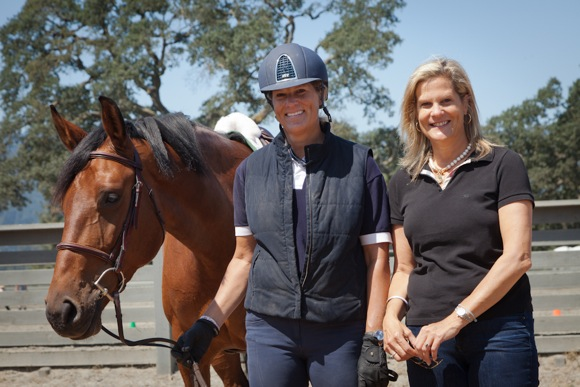 E-Star, Sara Jorgensen and Gail Morey