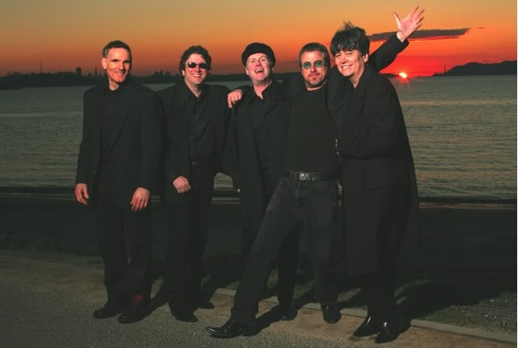 Beatles tribute band The Sun Kings appears August 10