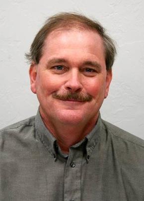 USGS hydrologist Robert Webb