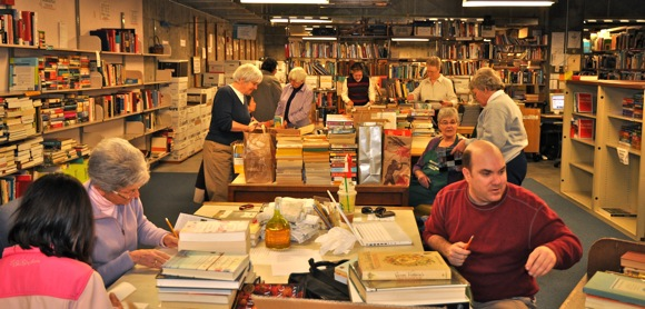 Post image for Friends of Menlo Park Library book sale set for September 24 and 25