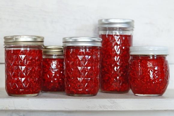 Taste summer all year long with Gillian's raspberry jam