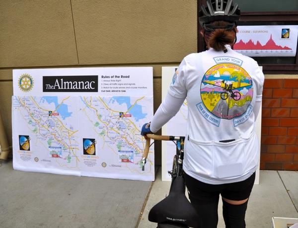 Registration continues for Tour de Menlo on August 20