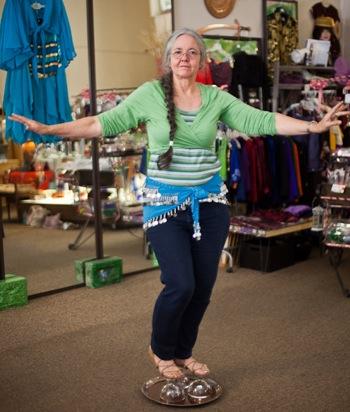 Leslie Aldrich of Menlo Gift Bazaar