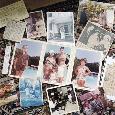 Roddis Family snapshots
