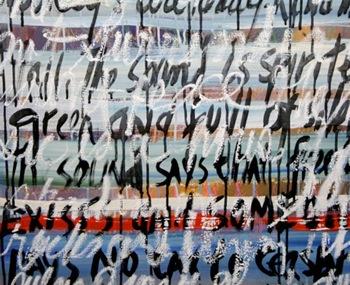 Menlo Park artist Joyce Savre Hutt is featured at Gallery 9 through October 22
