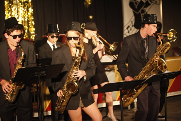 M-A Big Band Dance