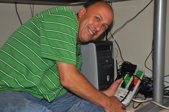 Keith Brurtscher, contractor, Menlo Park