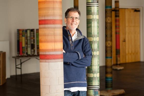 Menlo Park based artist Mitchell Confer