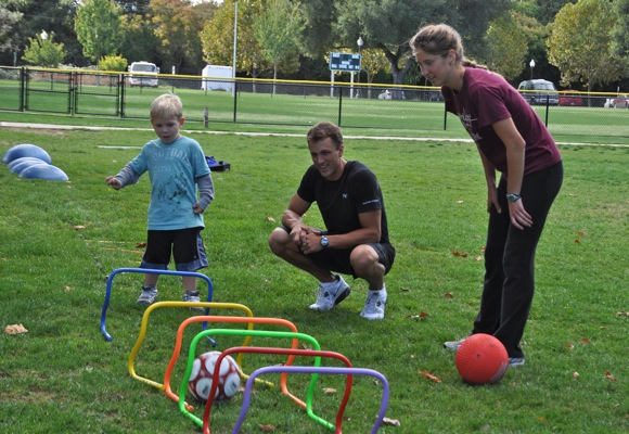 Fit Kids Club offered by Russ Nuffer
