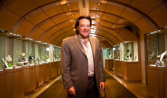 Stephen Silver of Stephen Silver Jewelry Company