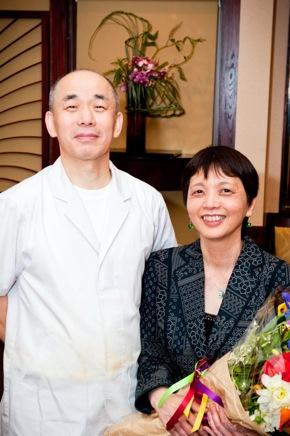 Toshi and Keiko Sakuma
