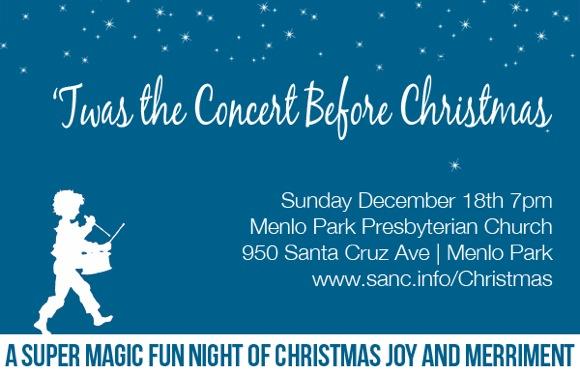 MPPC Christmas concert